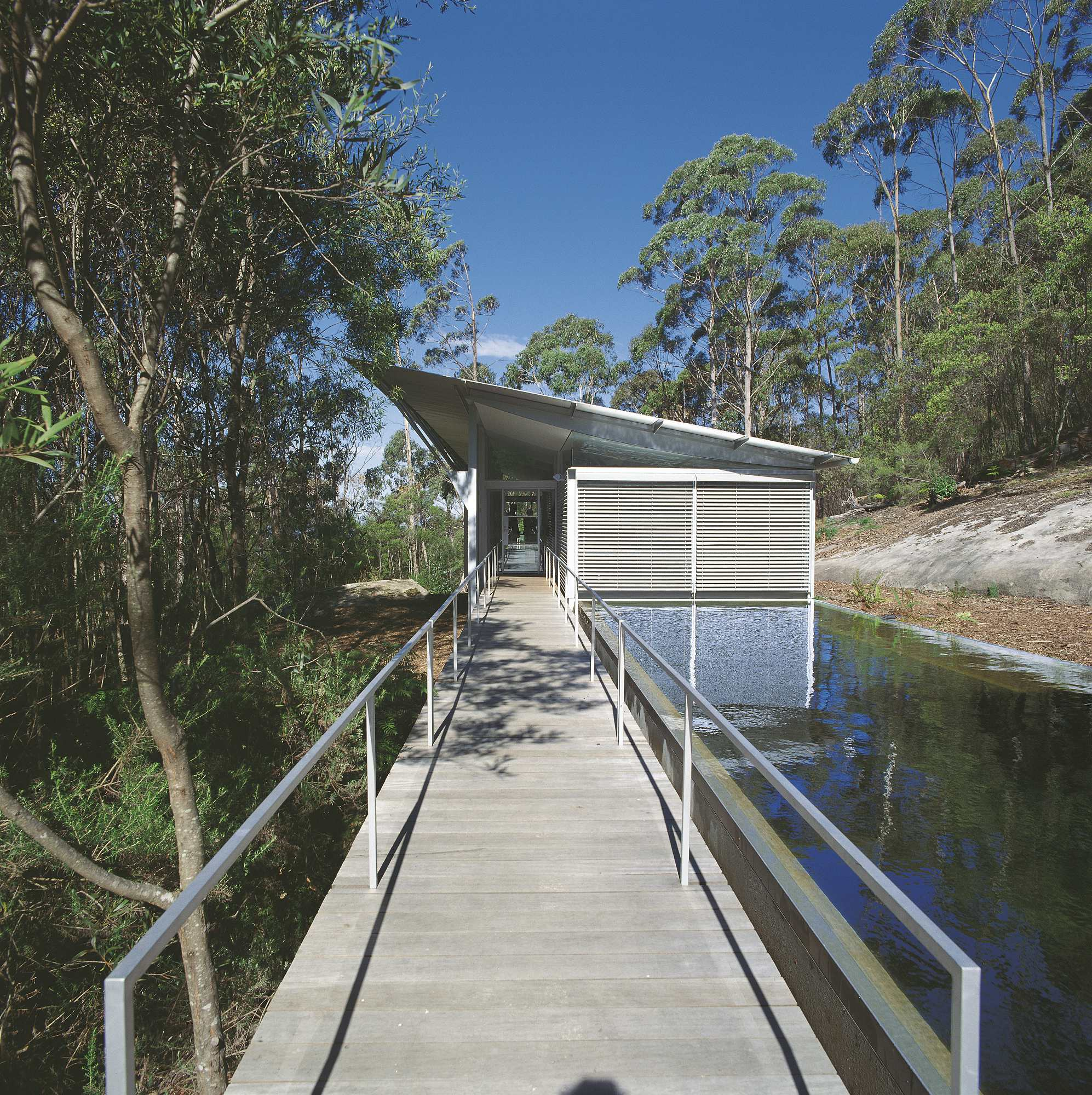 the architecture and features of glenn murcutts magney house in sydney See the latest news and architecture related to glenn murcutt, only on archdaily  twin tea house / hill architecture security  the second week of the master class at eco outdoor sydney in .