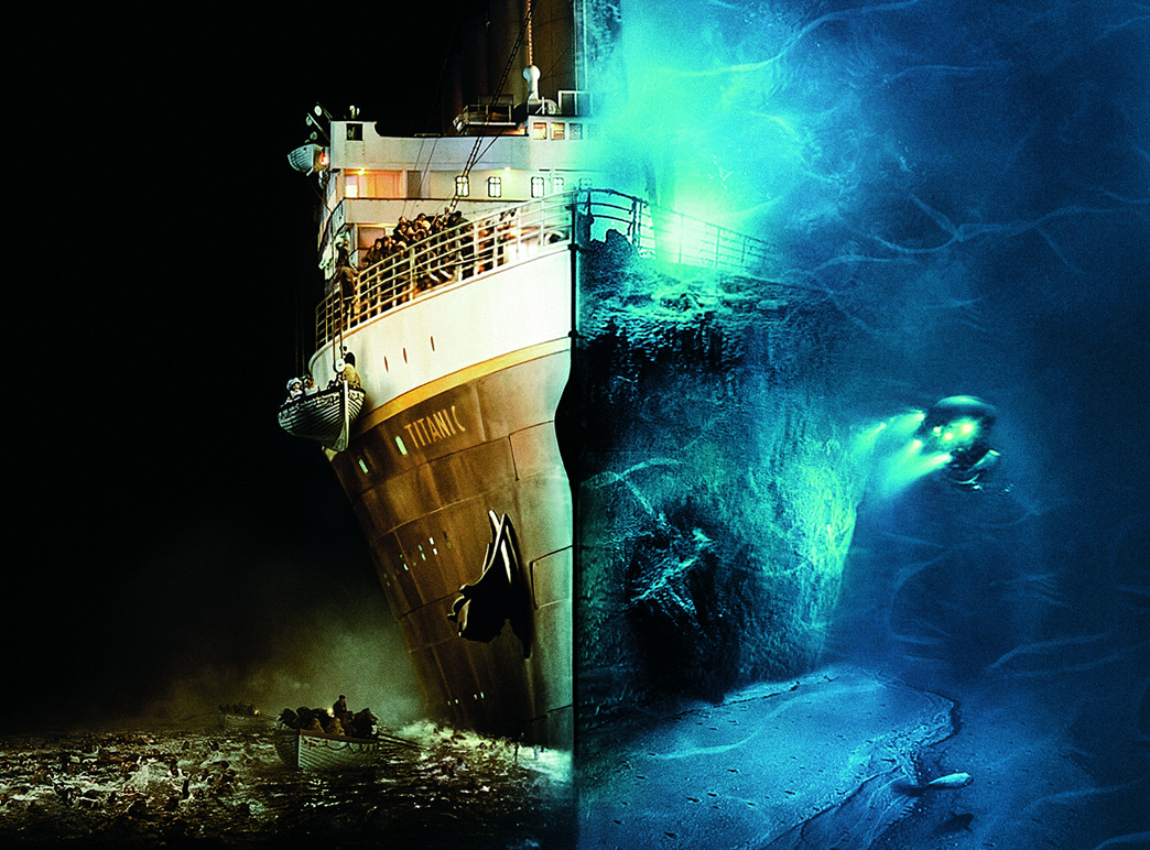 TITANIC GHOSTS OF THE ABYSS 3D | Altmedia