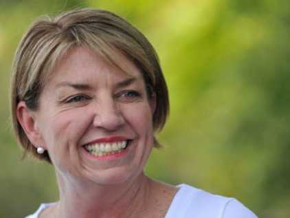 Anna Bligh smile