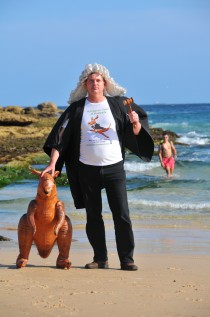 Bondi local and online activist Shane Dowling