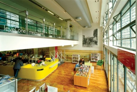 Kings Cross Library
