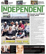 Independent Cover January 17