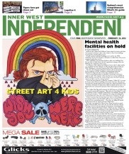 Independent cover February 14