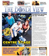 Bondi View March 7 cover