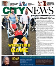 City News cover March 28