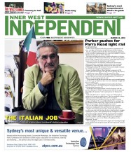 Independent Cover March 14