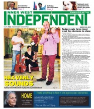 Independent cover March 28