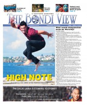 Bondi View cover April 18