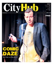 City Hub Cover April 11