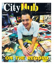 City Hub cover April 18