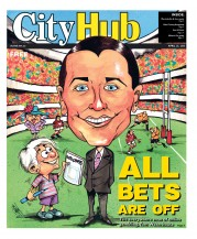 City Hub cover April 25
