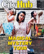 City Hub cover April 4