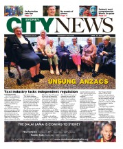 City News Cover April 18