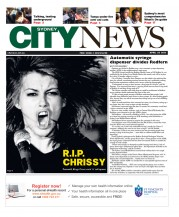 City News Cover April 25