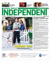 Independent cover April 25