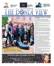Latest Bondi View Issue Cover