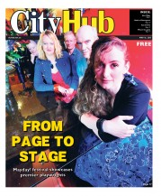 Latest City Hub Issue Cover