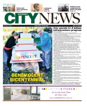 Latest City News Issue Cover
