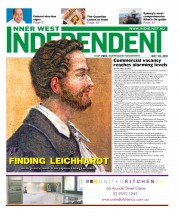 Independent cover May 23