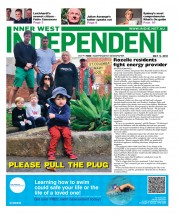 Independent cover May 9