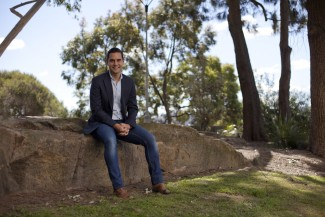 State Member for Sydney, Alex Greenwich