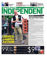 Latest Inner West Independent Issue Cover