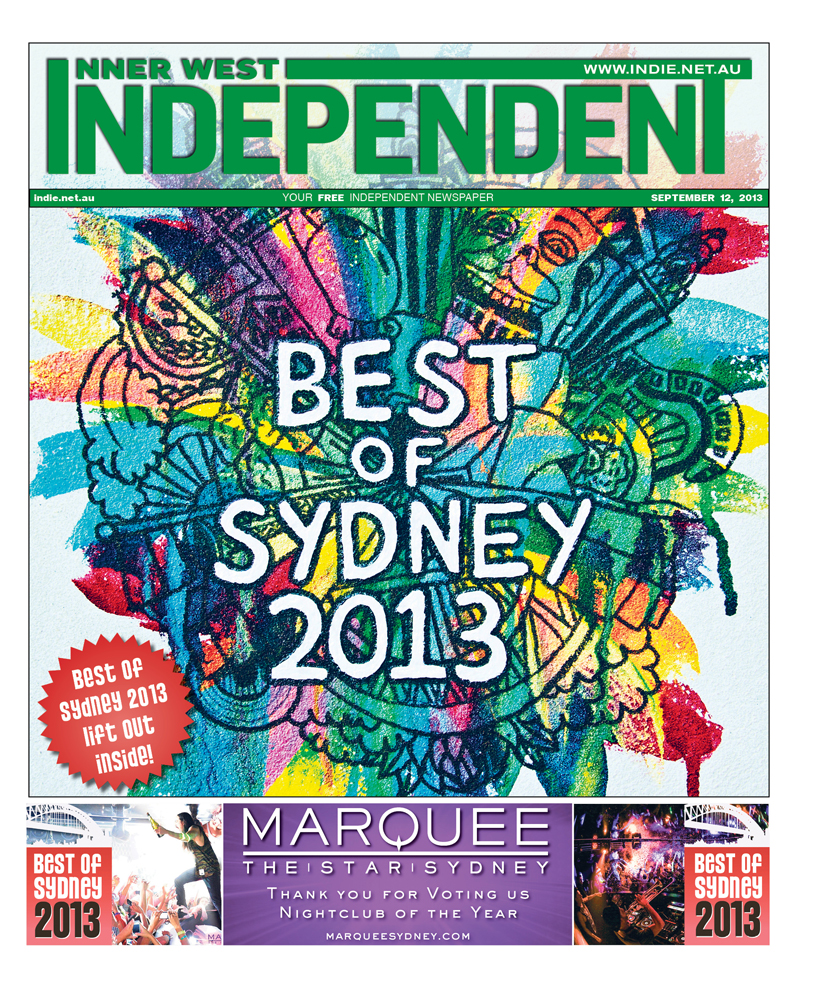 Independent cover September 12