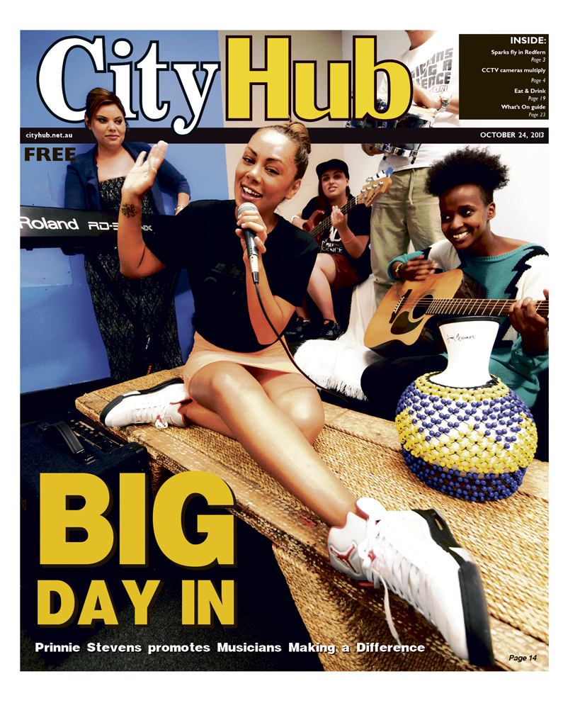 City Hub cover October 24
