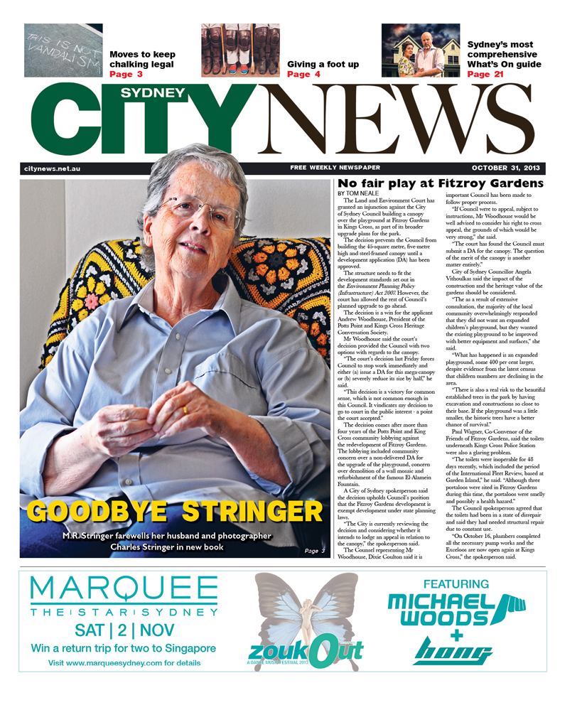 City News cover October 31