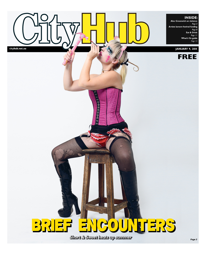 City Hub cover January 9