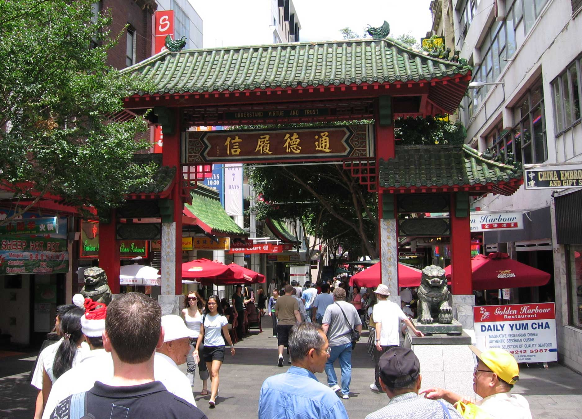 Image result for chinatown sydney