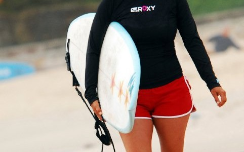 Brenda Miley, Founder of Let's Go Surfing