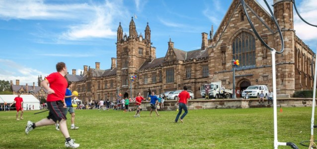 Sydney University students concerned about this year's University Games