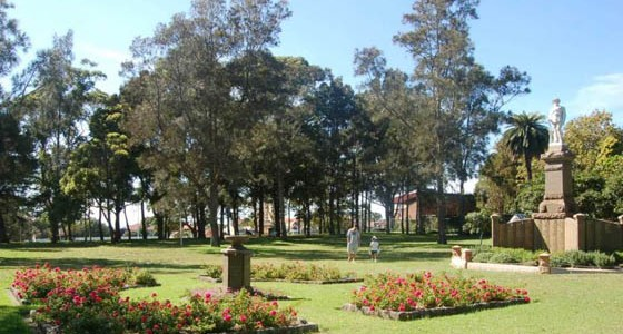 Waverley Memorial Gardens. Source: Waverley Council