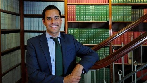Independent member for Sydney Alex Greenwich. Photo: clovermoore.com.au