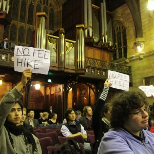 Sydney University community fights higher education reform