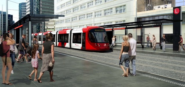 Inner West Light Rail. Image: Transport for NSW