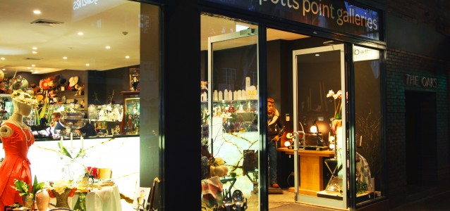 Potts Point Galleries