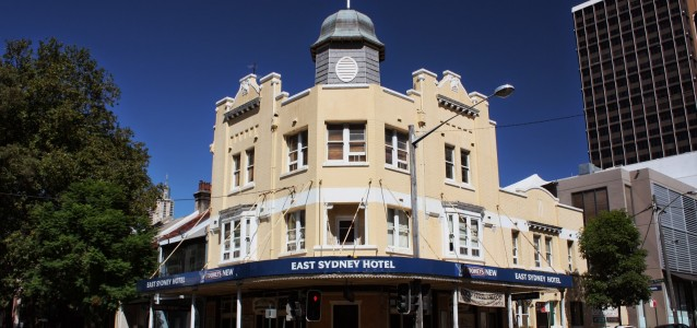 The much loved East Sydney Hotel – icon of the Loo