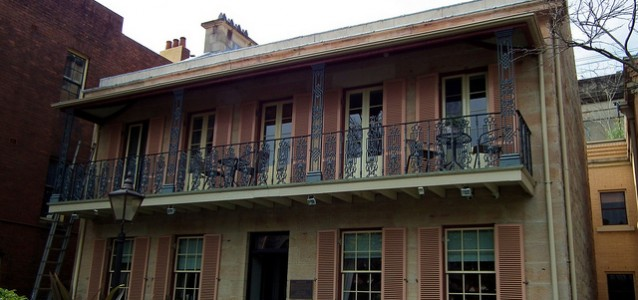Darling House, Millers Point