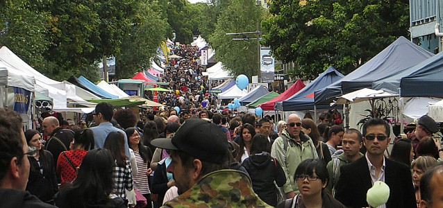 Glebe Point Road comes to life for Glebe Street Fair