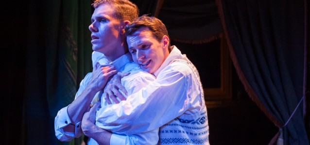 Anthony (Blake Bowden) and James (Ross Hannaford)- Feature photographs by Oliver Toth