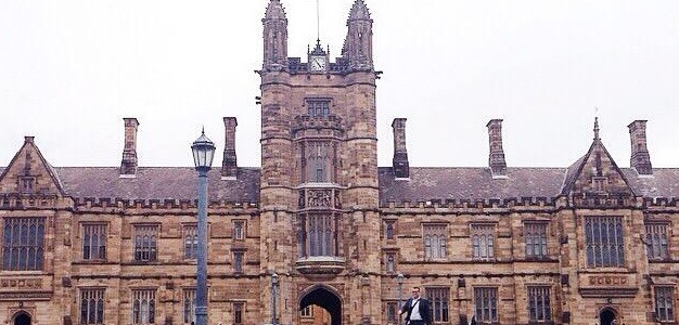 The University of Sydney. Source: twitter.com