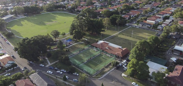 Kensington Bowling Club is currently used by five-a-side soccer club Kikoff. Source: Facebook