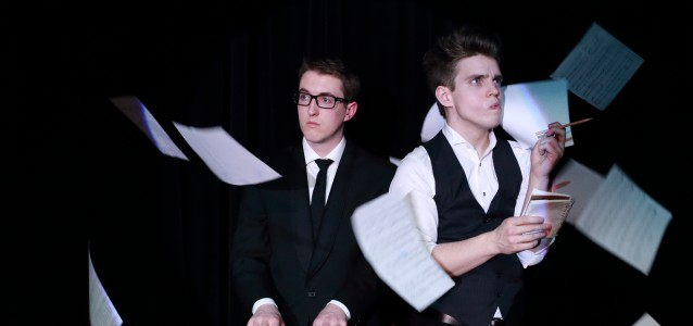 L to R: Bryce Halliday and Jim Fishwick. Photography by Michael Francis, Francis Fotography.