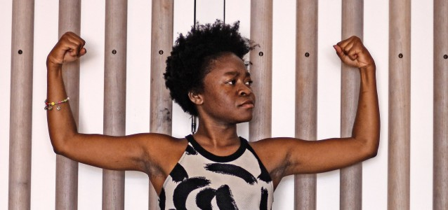 Sampa the Great will feature in Women of Letters. Photo by Chris Peken.