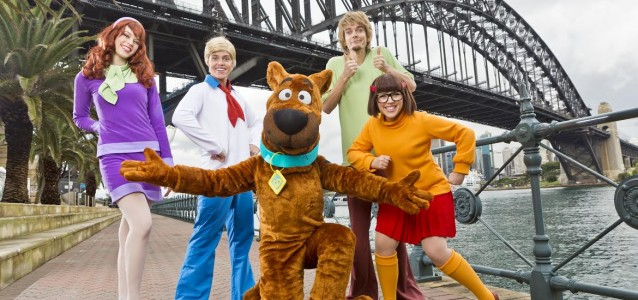 Scooby-Doo Live! Level Up comes to Sydney. Photo: Sarah Keayes