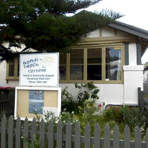 Bondi Beach Cottage needs support