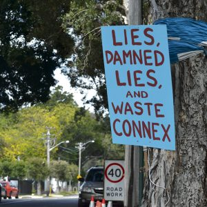 Woeful week for WestConnex