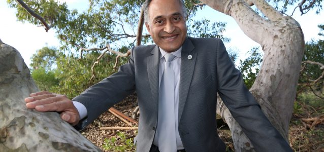 Randwick Mayor Noel D'Souza